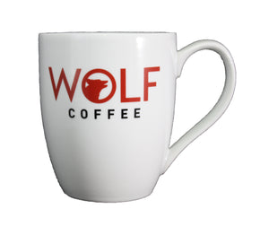 16 oz. Wolf Coffee Mug