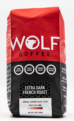 Organic Extra Dark French Roast