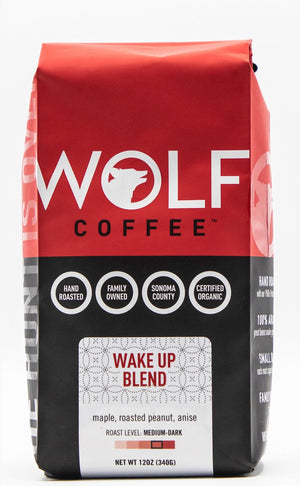 Organic Wake Up Blend