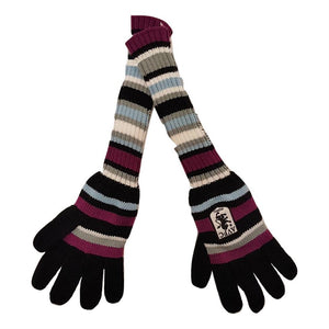 Aston Villa Junior Arm Warmer Gloves