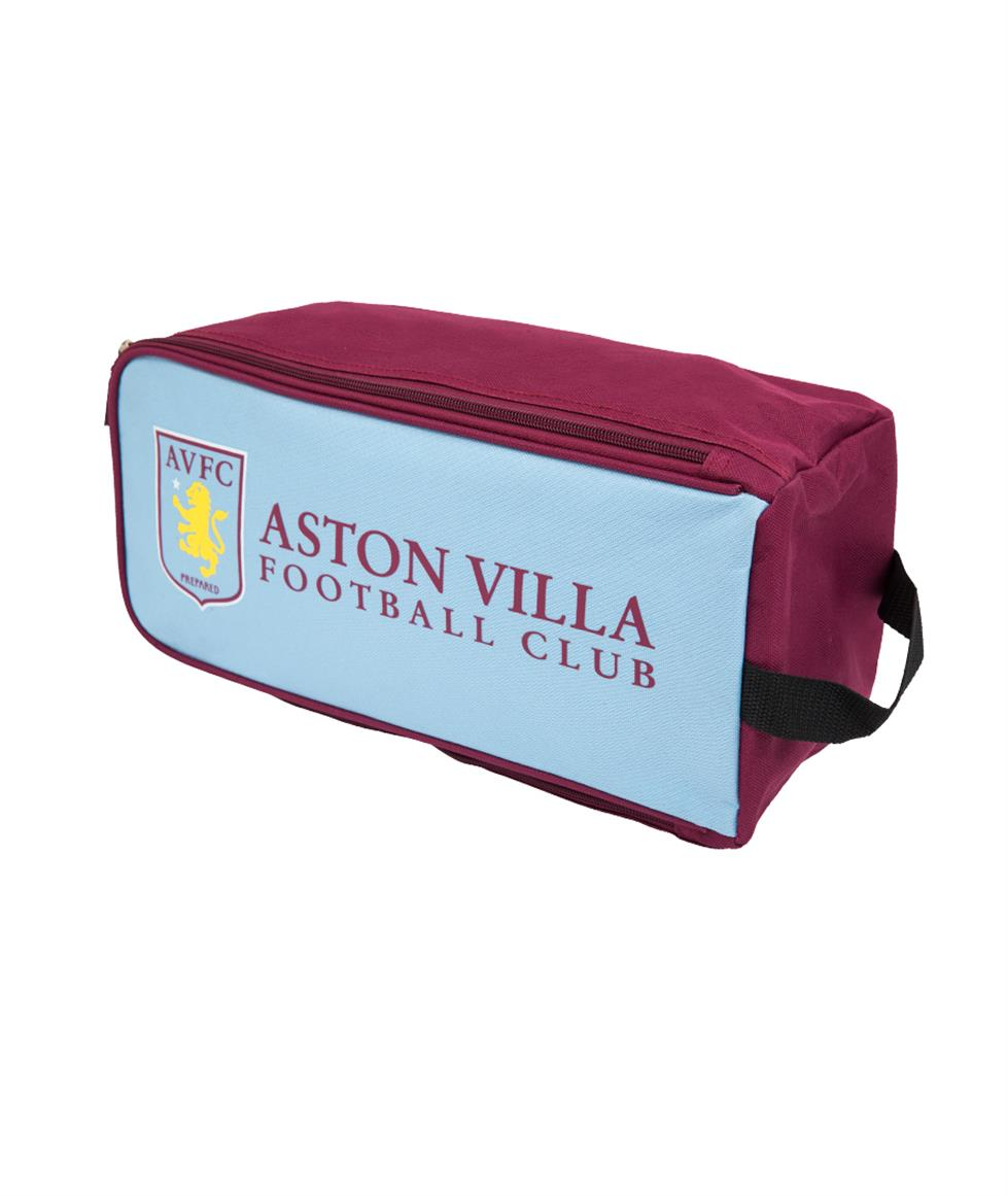Aston Villa Official Shoe Bag
