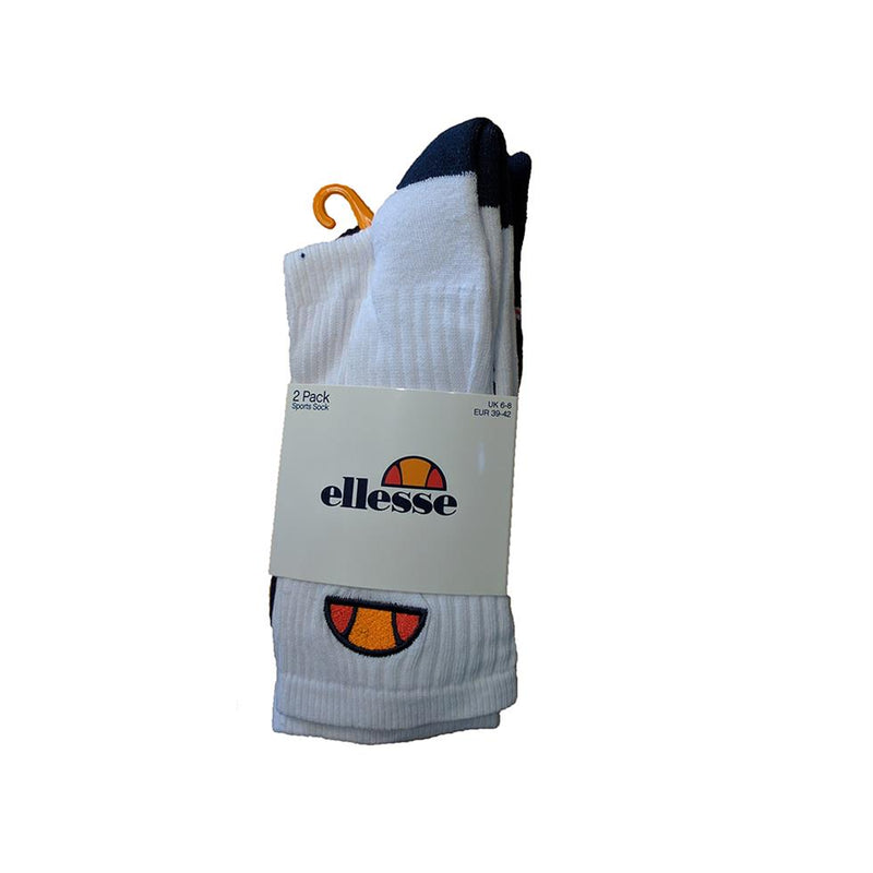 Ellesse Mens Crew Socks (Pack of 2)