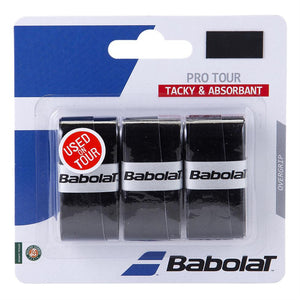 Babolat Pro Tour Overgrips (Pack of 3)