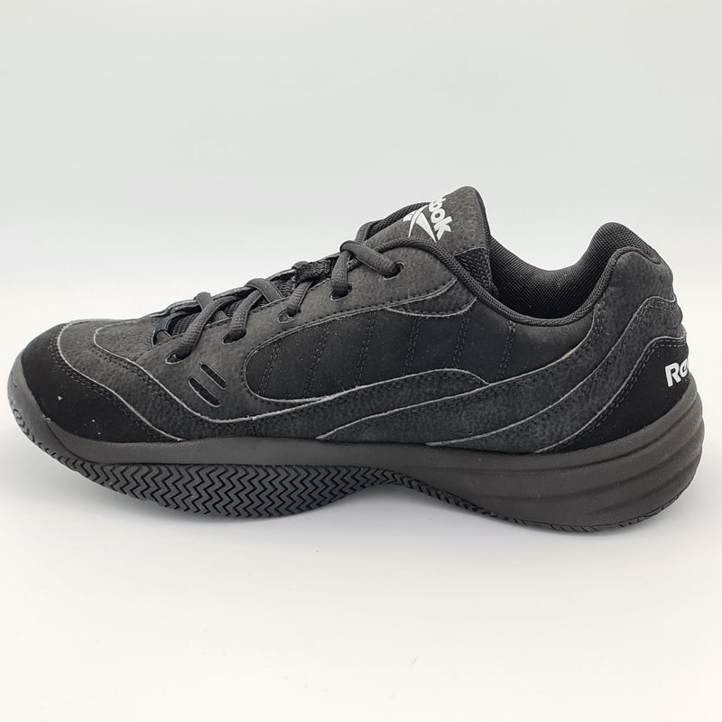 Reebok Classic Mens Indoor Trainers - Black - UK 8