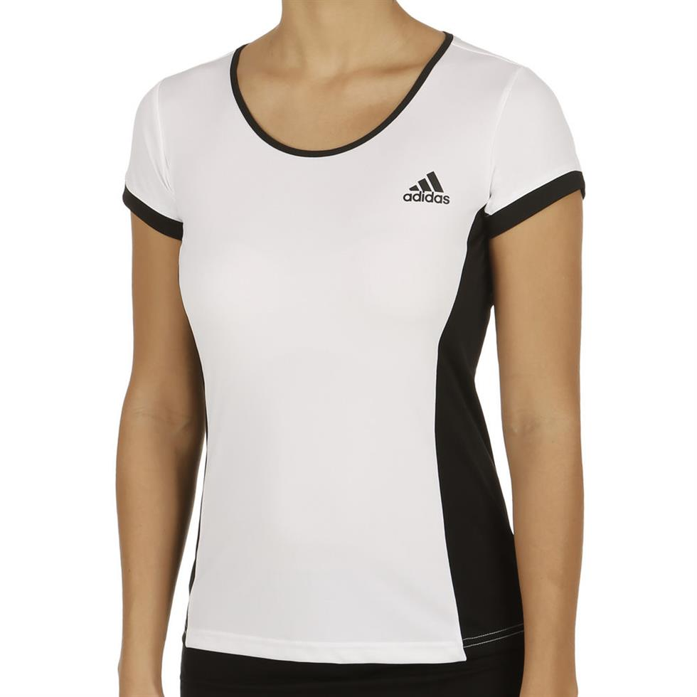 Adidas Womens Court Tennis T-Shirt