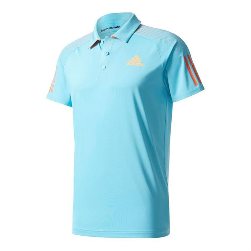 Adidas Mens Barricade Tennis Polo