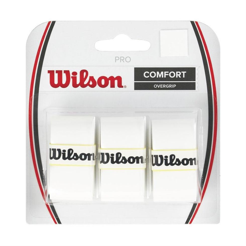 Wilson Pro Overgrip (Pack of 3)