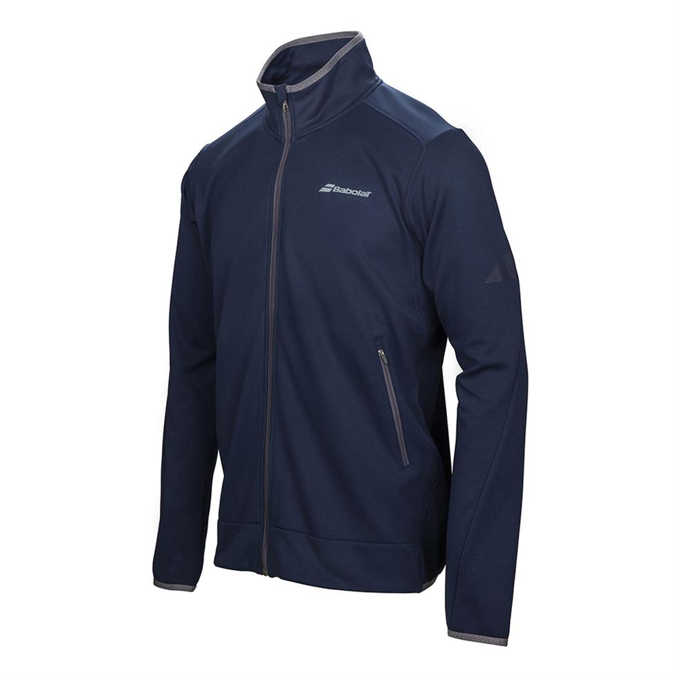 Babolat Boys Performance Full-Zip Tennis Track Jacket