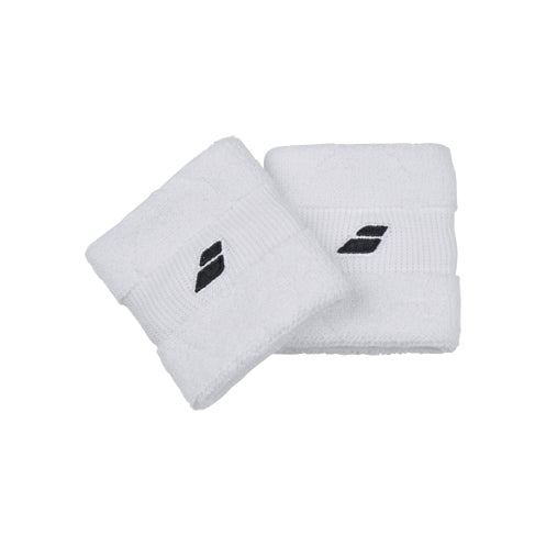 Babolat Unisex Cotton Tennis Wristbands (1 Pair)