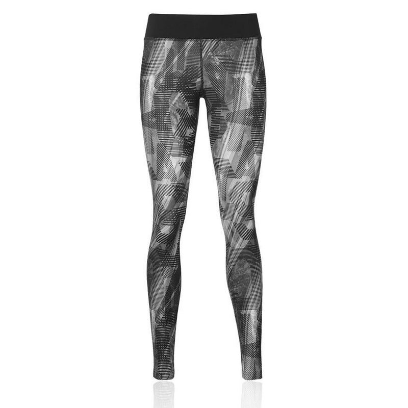 Asics Womens Graphic Running Tights