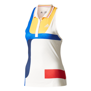 Adidas Girls Pharrell Williams New York Tennis Tank Top