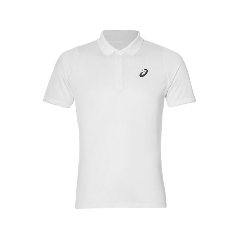 Asics Mens Club Classic Tennis Polo