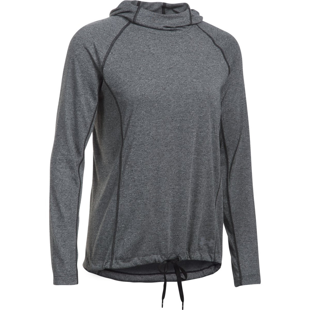 Under Armour Womens Threadborne Twist Training Hoodie