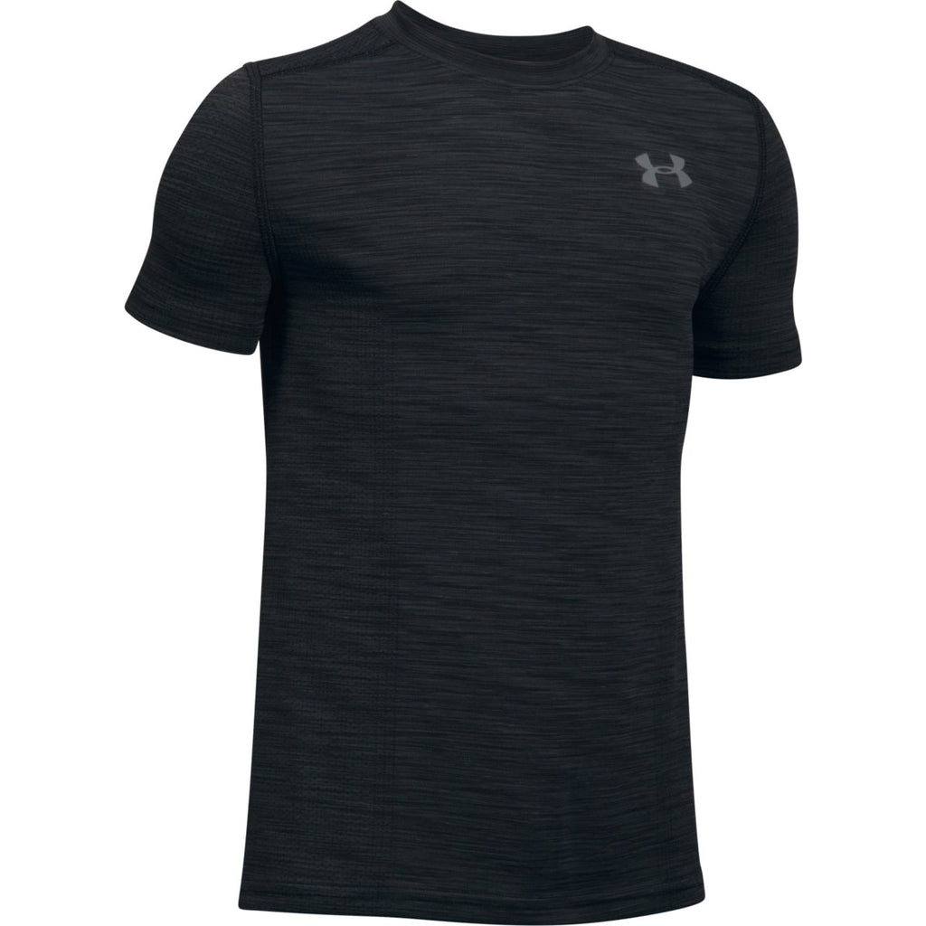 Under Armour Boys Threadborne Seamless Training T-Shirt