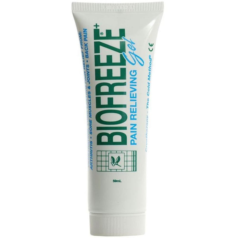 Biofreeze Pain Relieving Gel Tube