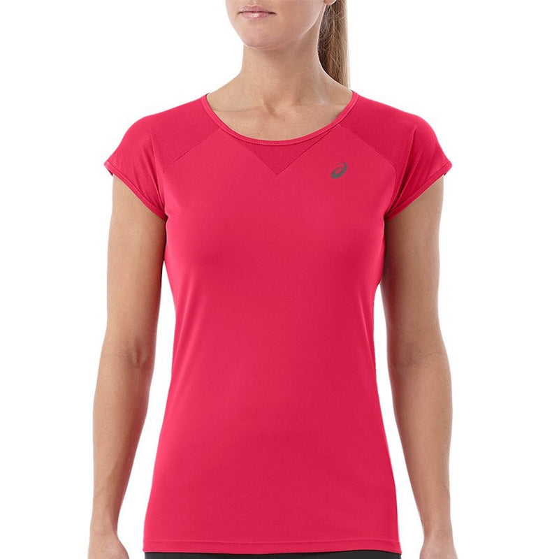 Asics Womens Short Sleeve Training Top
