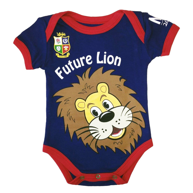 British and Irish Lions Infants Future Lion Bodysuit
