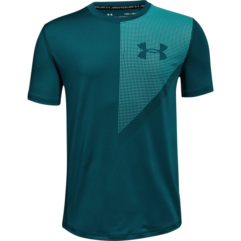 Under Armour Boys Raid Short Sleeve Tee