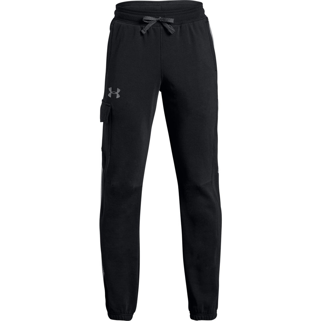 Under Armour Boys Microthread Threadborne Track Pants