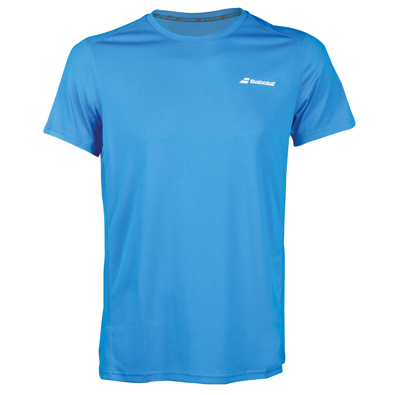 Babolat Boys Core Flag Club Tennis Tee