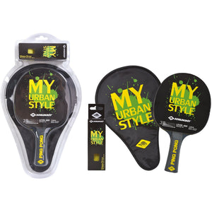 Donic Schildkrot Urban Style Table Tennis Starter Gift Set