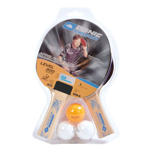 Donic Schildkrot 2 Player Level 300 Table Tennis Set
