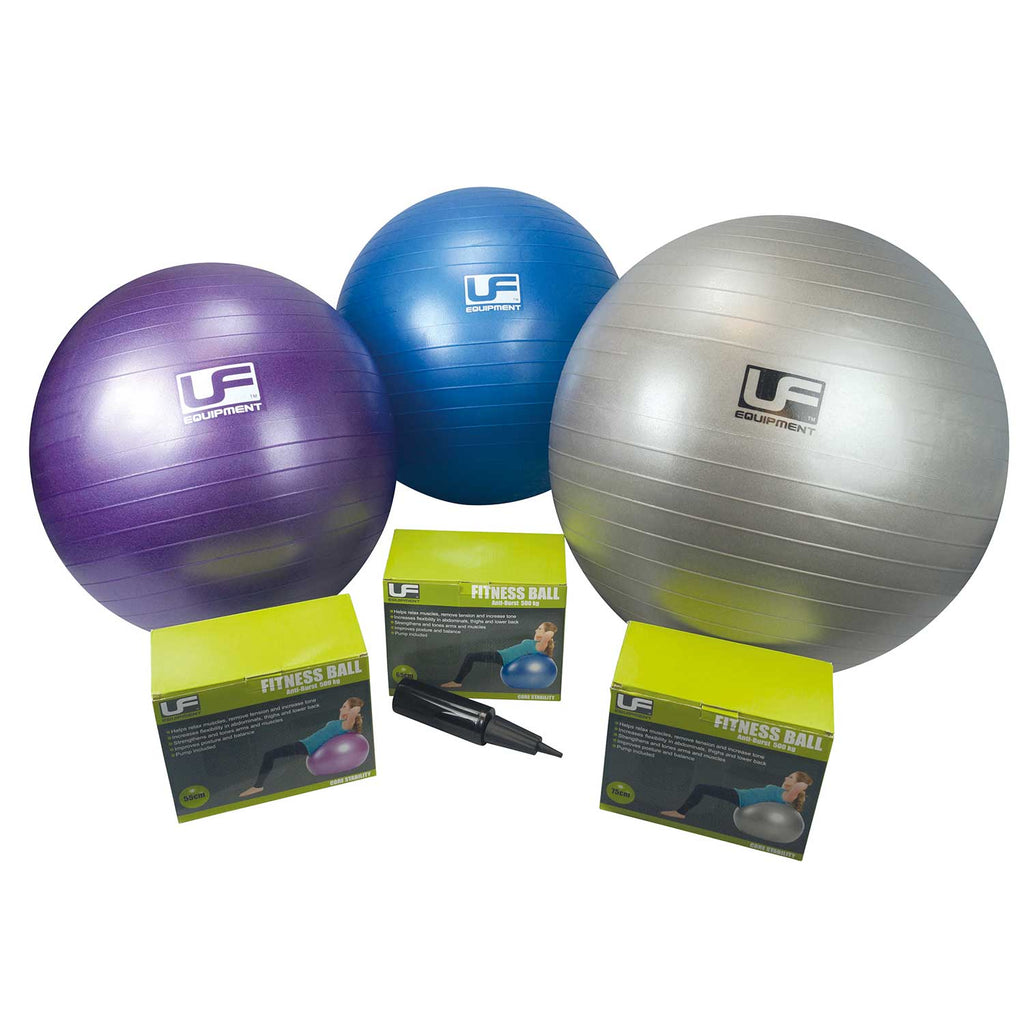 Urban Fitness Equipment 500kg Burst-Resistant Fitness Ball