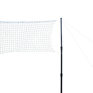 Talbot-Torro Outdoor Badminton Telescopic Net Set