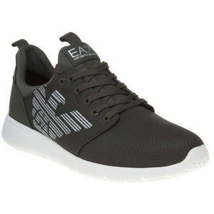 Emporio Armani EA7 Mens Simple Racer U Trainers CC299