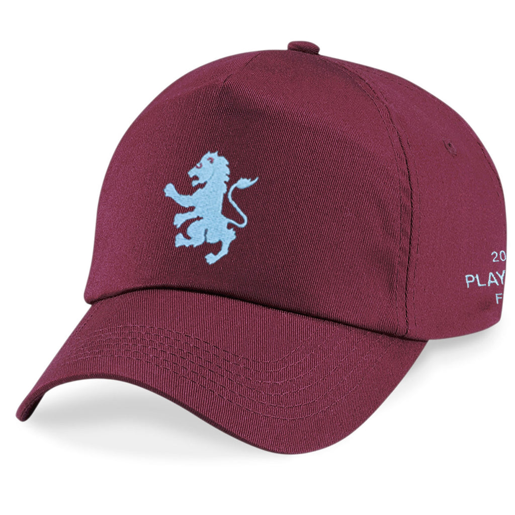 Aston Villa Wembley Play Offs Baseball Cap