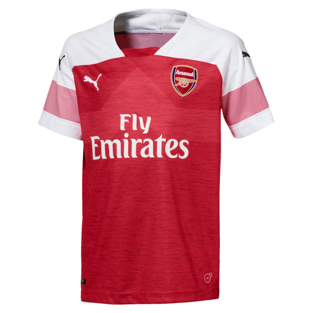 Arsenal FC Junior Home Replica T-Shirt 2018-19