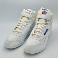Reebok Mens Exofit High Top Mens Trainers - White - UK 11
