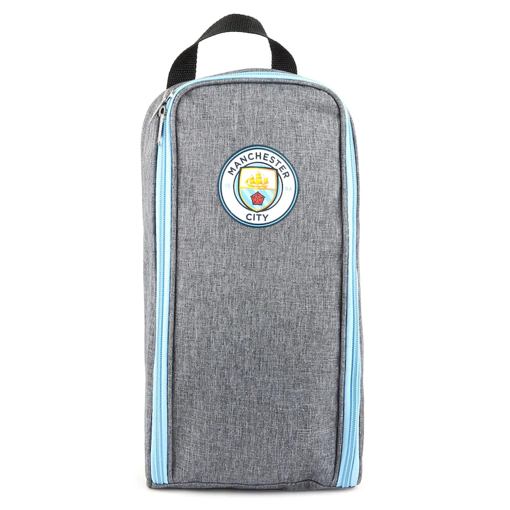 Manchester City Grey Boot Bag
