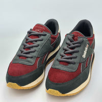 Reebok Mens Classic Leather Aztek II Retro Trainers - Red - UK 8