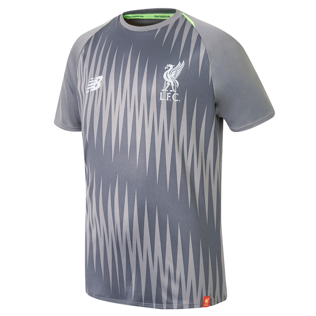 Liverpool FC Junior Elite Training Matchday Short Sleeve T-Shirt 2018-19