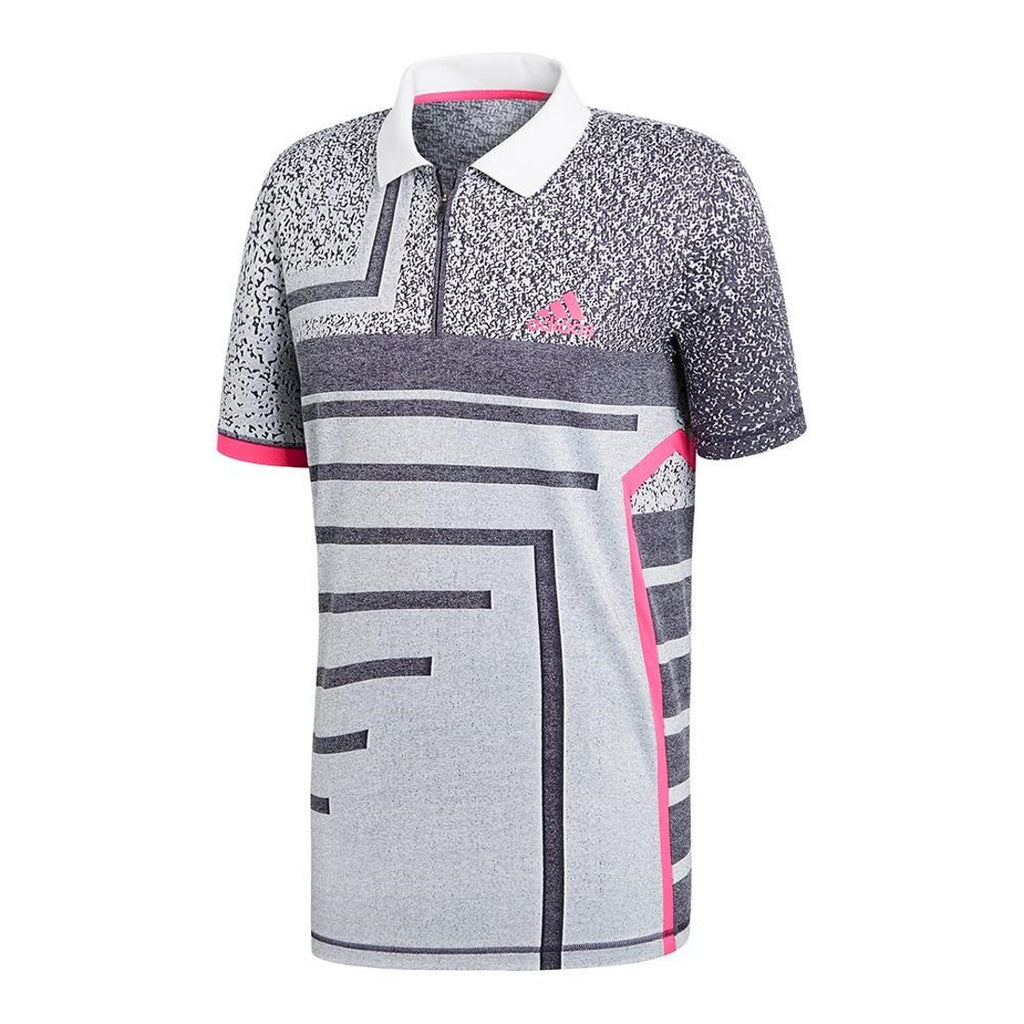 adidas Mens Tennis Seasonal Polo