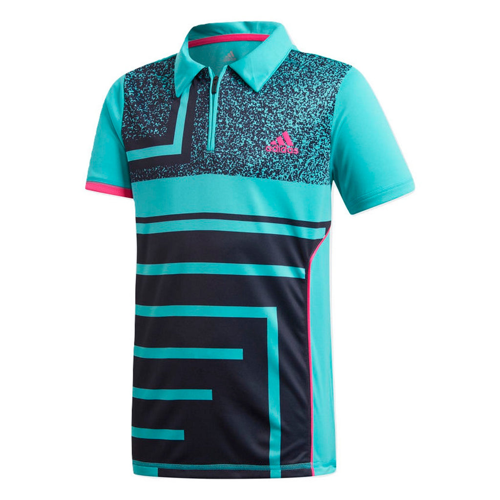 Adidas Boys Seasonal Tennis Polo