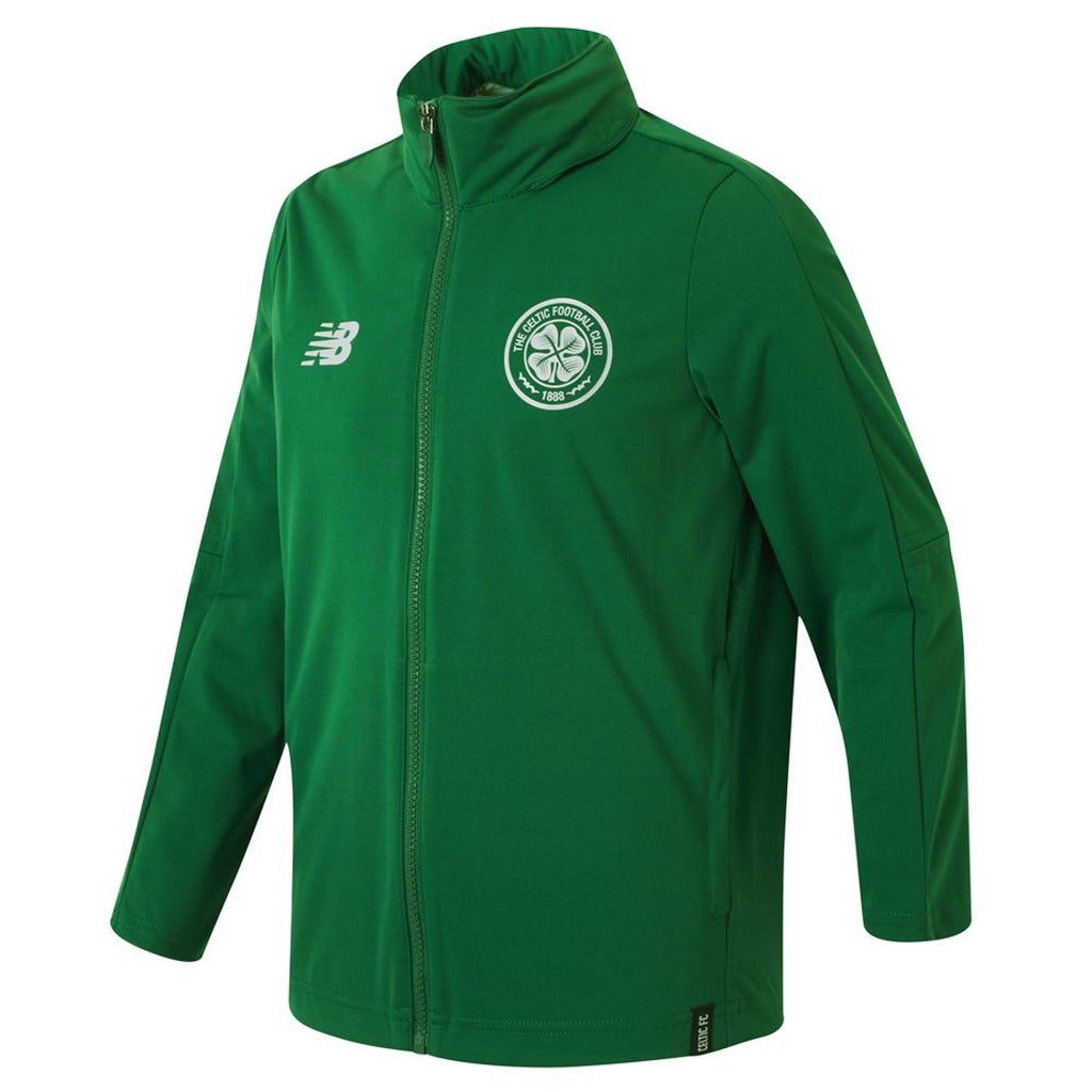 Celtic FC Junior Precision Rain Jacket 2018-19