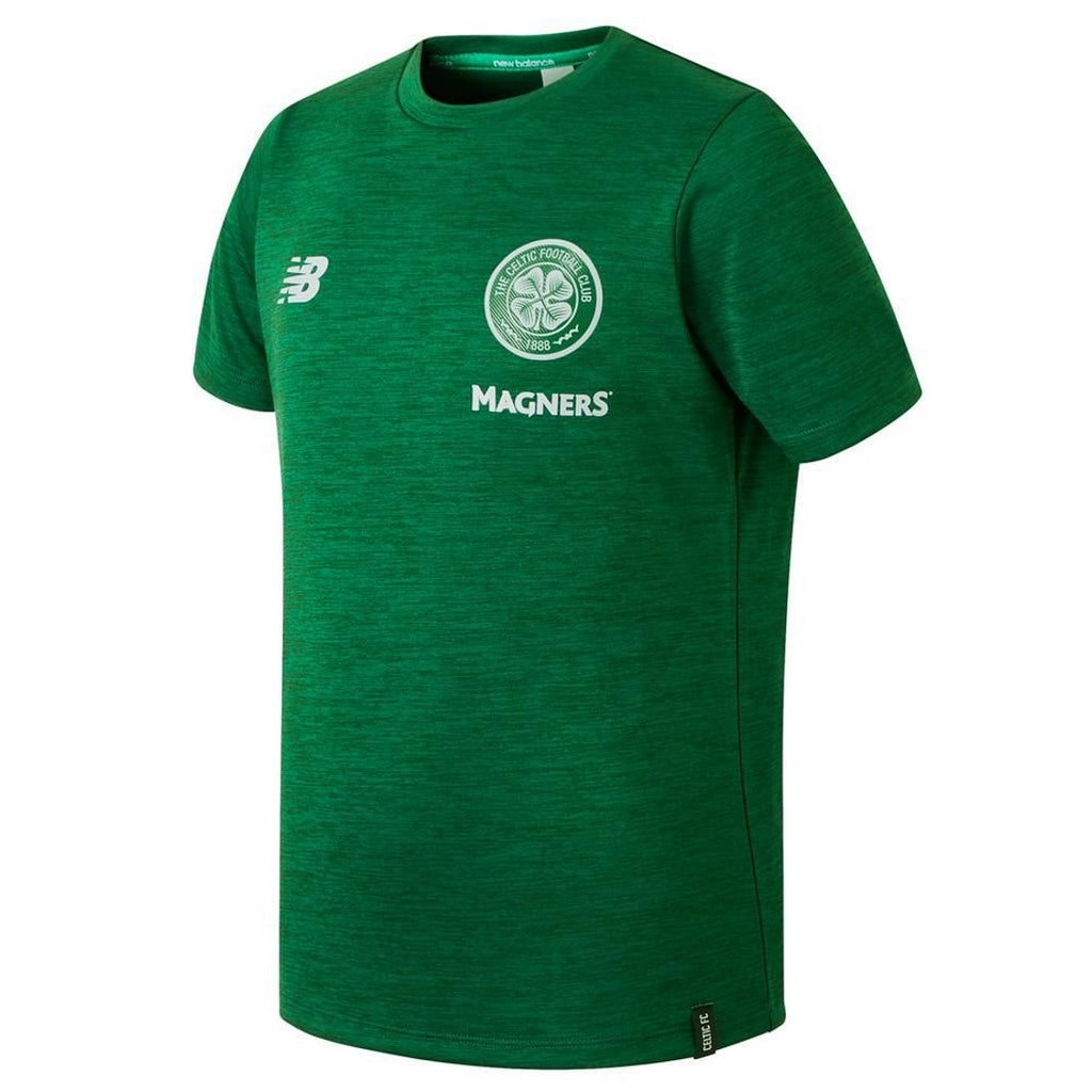 Celtic FC Junior Leisure Short Sleeve T-Shirt 2018-19