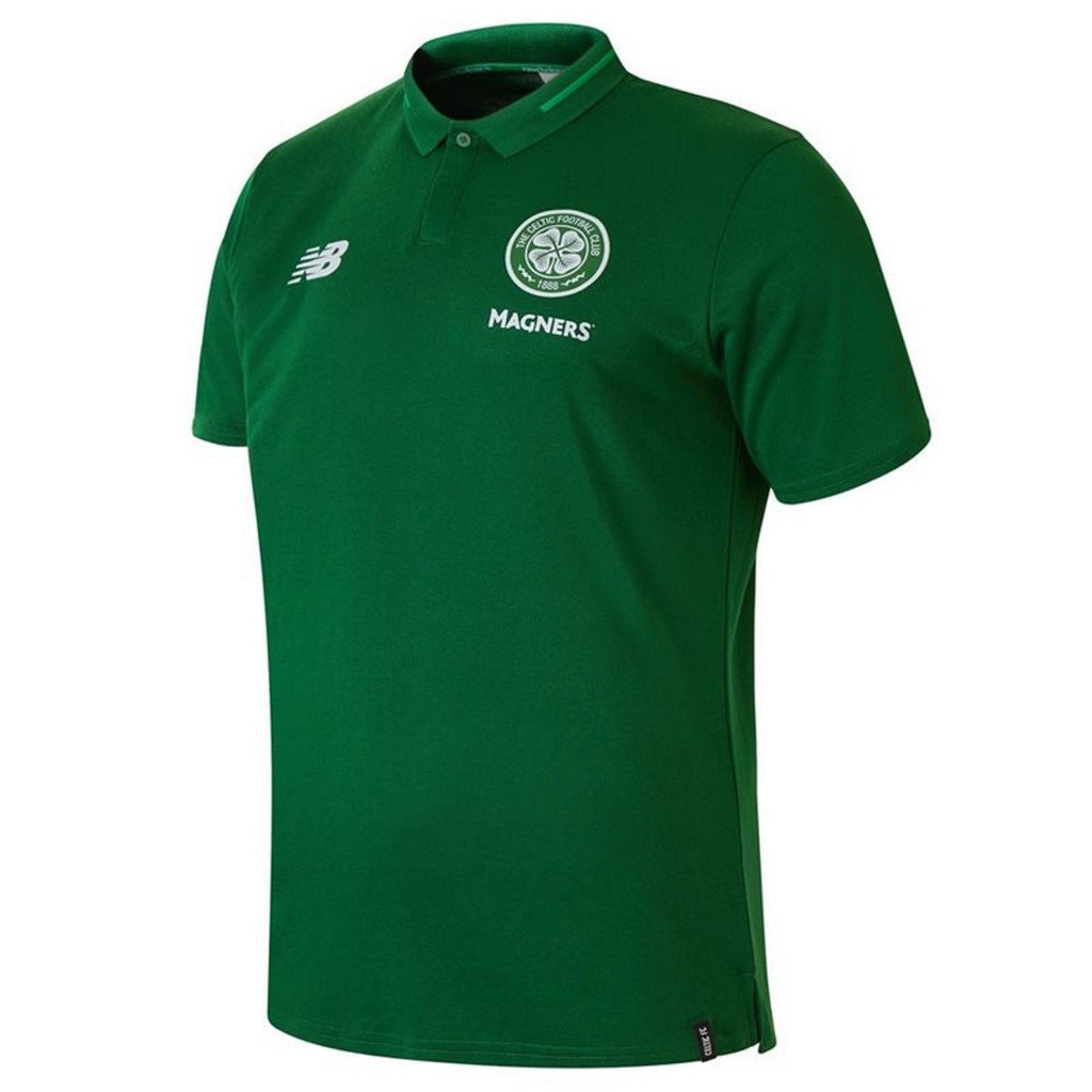 Celtic FC Junior Leisure Elite Polo 2018-19