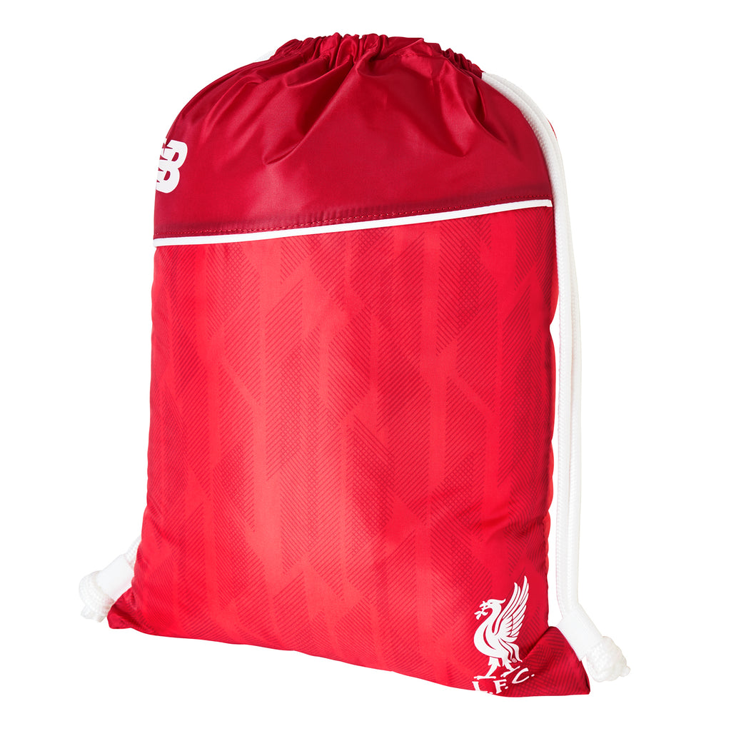 Liverpool FC Official Drawstring Gym Bag 2018-19