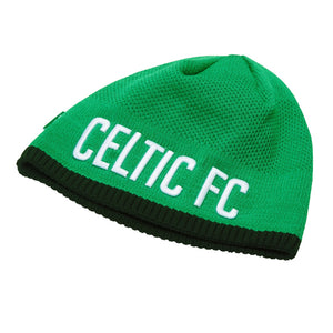 Celtic FC Junior Beanie Hat  - Official Licensed Product