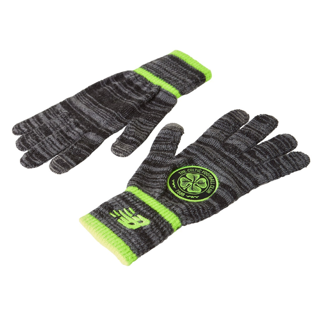 Celtic FC Adult Knitted Gloves - Official Licensed Product