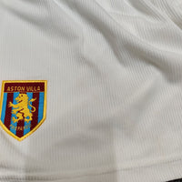 Aston Villa Mens Retro Original 1999-2000 Away Shorts - XL - Stained