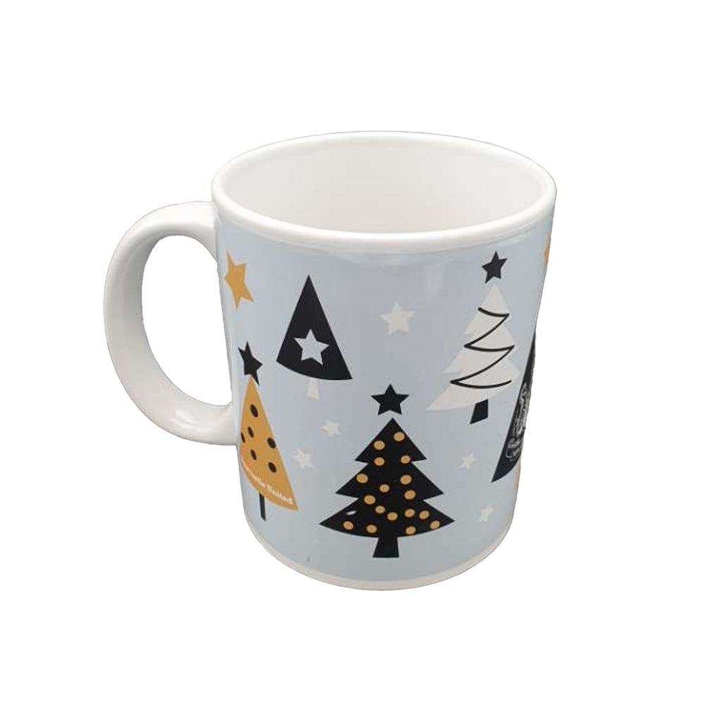 Newcastle United FC Christmas Tree Mug