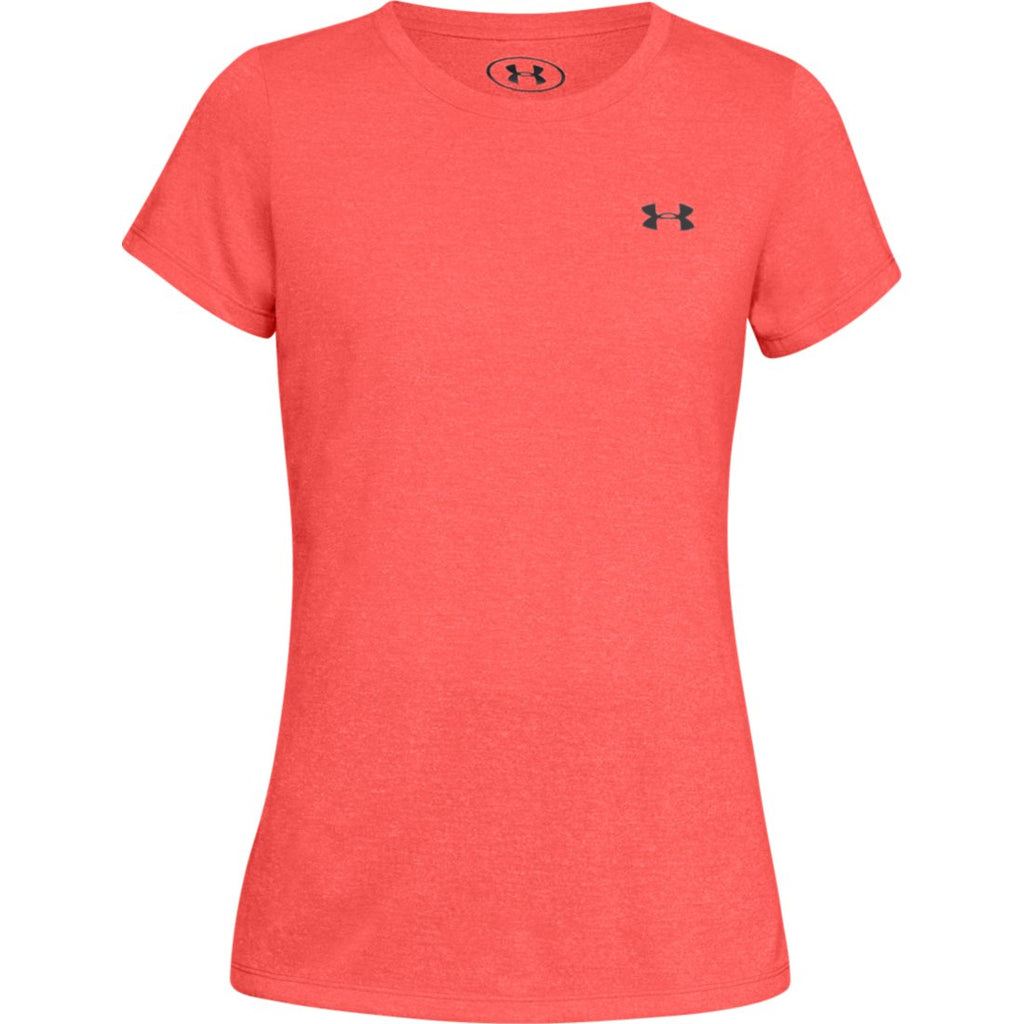 Under Armour Womens Threadborne Train Twist T-Shirt