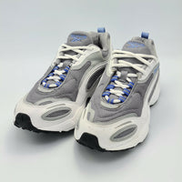 Reebok Womens Meteor II Running Trainers - Grey/White - UK 4.5