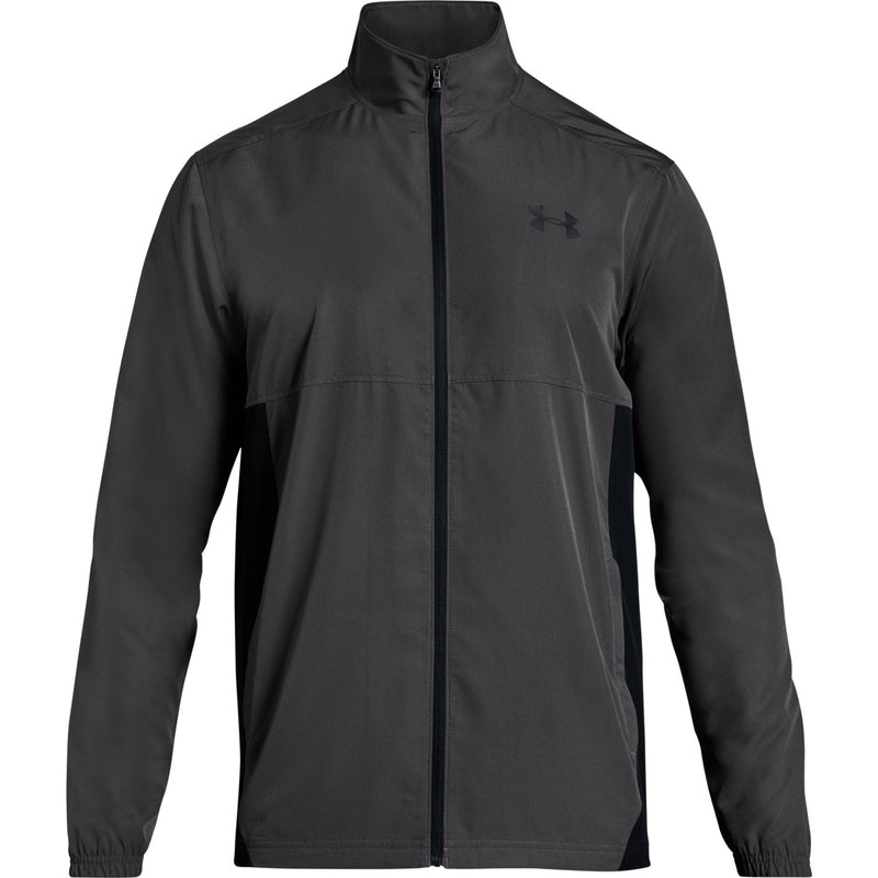 Under Armour Mens Sportstyle Woven Full Zip Training Jacket