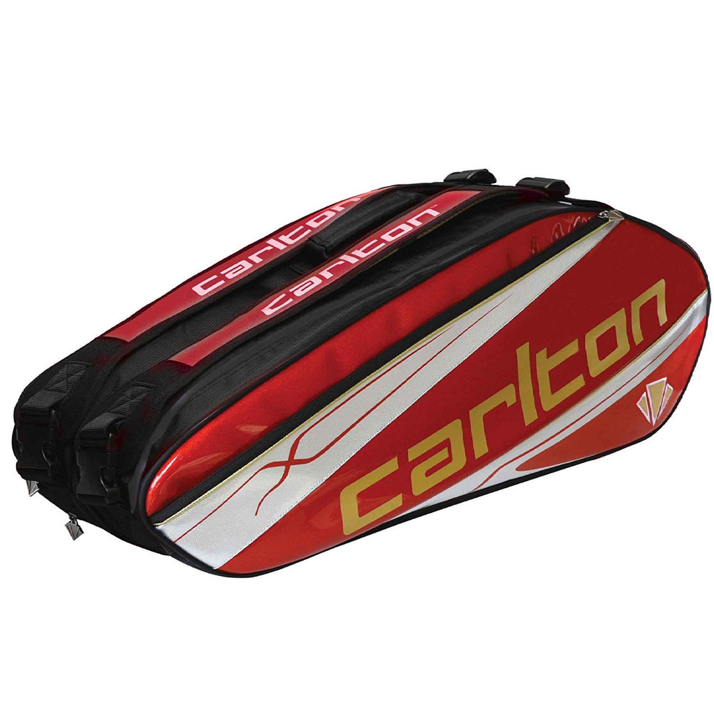 Carlton Kinesis Tour 3 Compartment Badminton Racket Bag