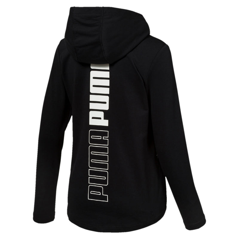 Puma Womens Modern Sport Full Zip Training Hoodie